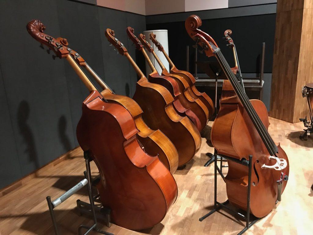 Jolis instruments de l'ONDIF